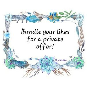 Make a bundle for private offer